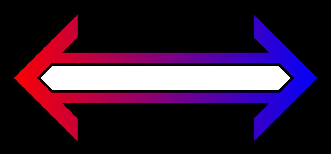 clip freeuse Double arrow clipart. File svg wikipedia filedoublearrowsvg