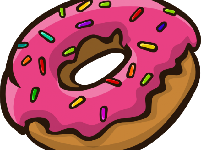 graphic download Free on dumielauxepices net. Doughnut clipart