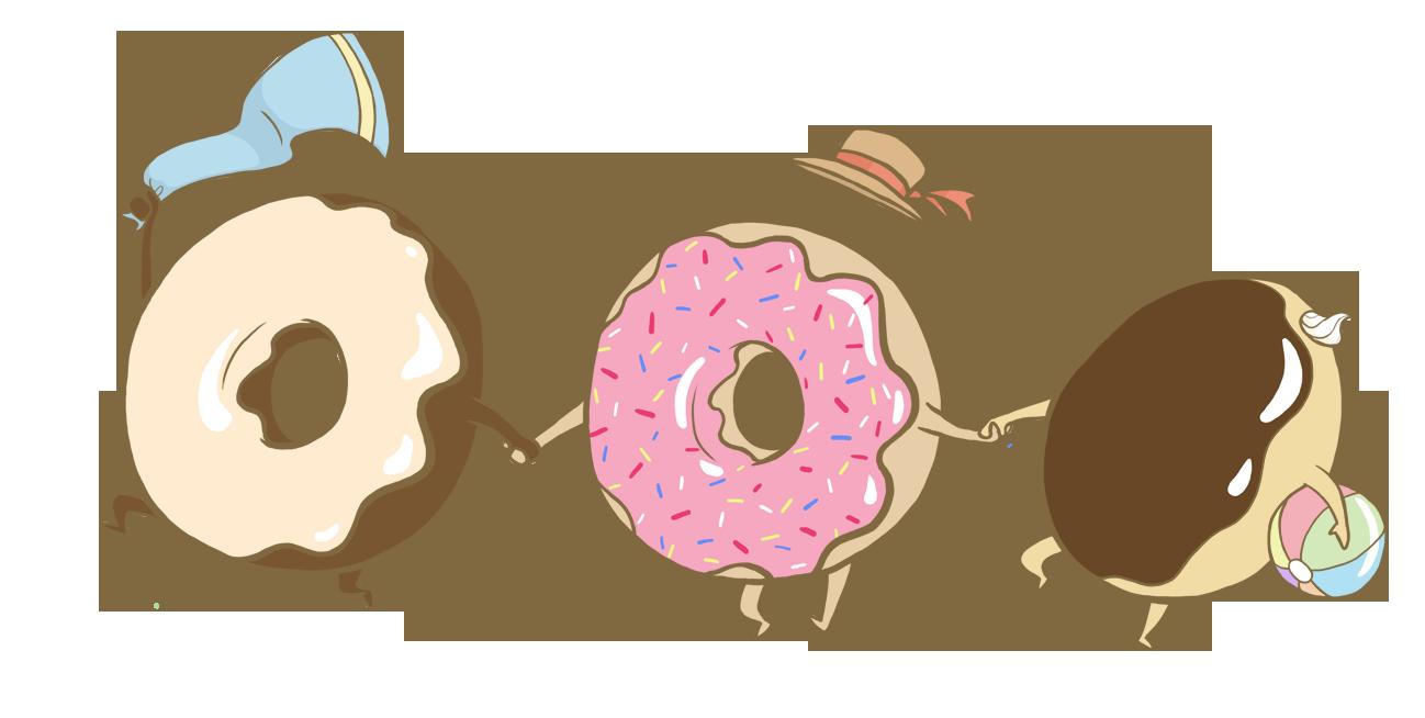 vector transparent download Donuts Frosting