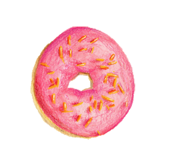 svg library library Doughnut Food Drawing Illustration