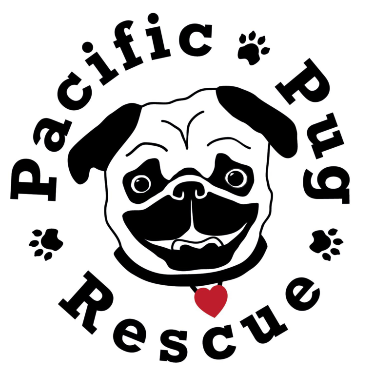graphic royalty free stock Pacific rescue sold out. Doughnut drawing pug
