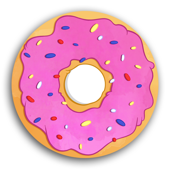 clip library library Donut by Sketch