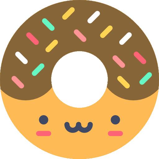svg black and white stock vector donut illustrator #107745116