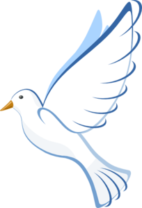 jpg royalty free library Doves clipart file. White dove