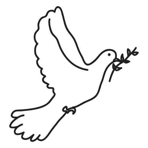 image royalty free library Peace dove symbol