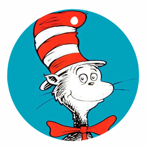 graphic download Round ornament . Dr seuss clipart