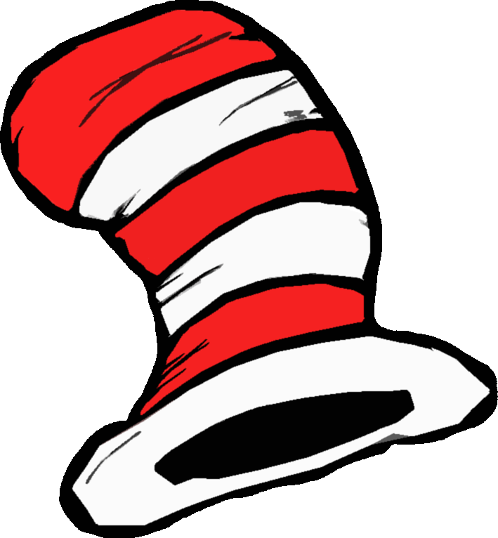 png freeuse 1 clipart unit. Dr suess cut outs