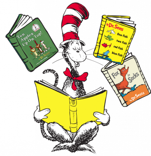 png stock Story hour mynorth com. Dr seuss clipart red fish