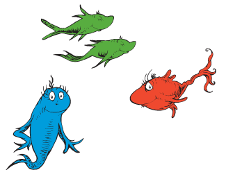 image library stock Image png wiki fandom. Dr seuss clipart red fish