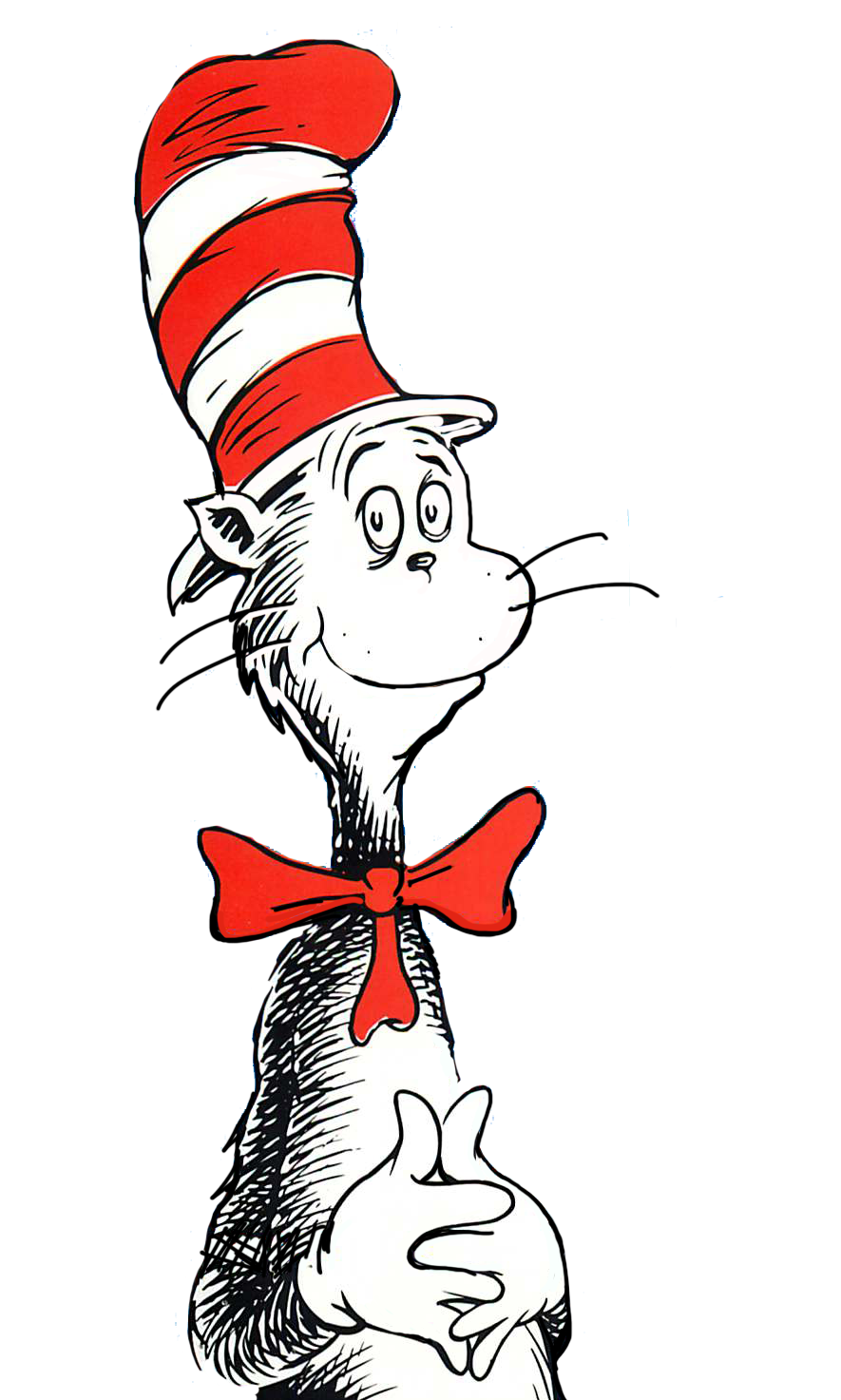 black and white See seussical live on. Dr seuss clipart