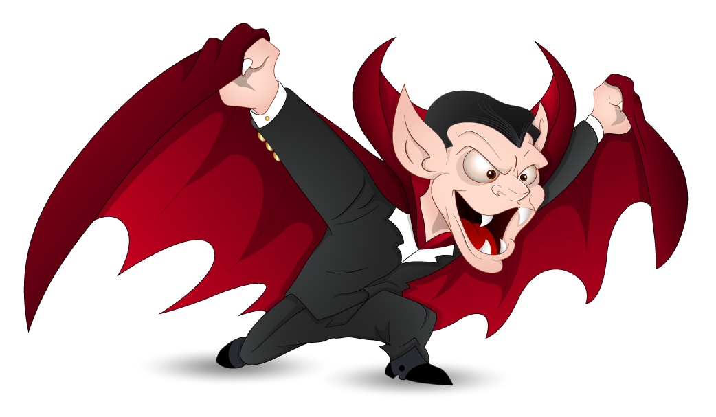 black and white stock Pin by next on. Dracula clipart.