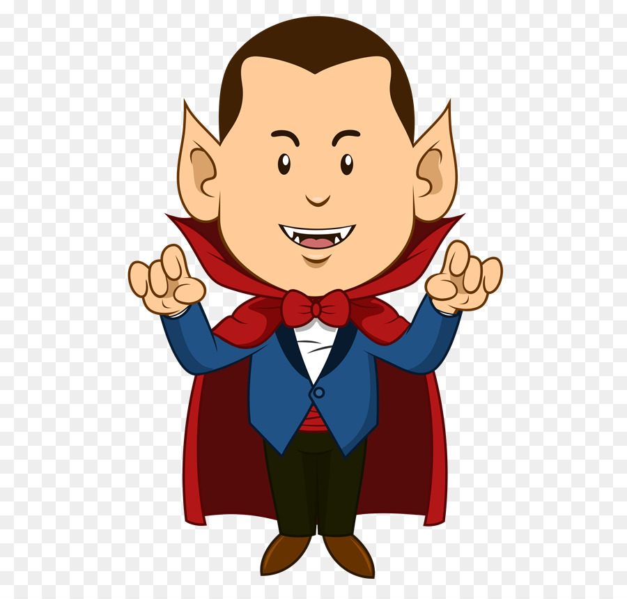 clipart freeuse stock Dracula clipart. Boy cartoon man transparent.