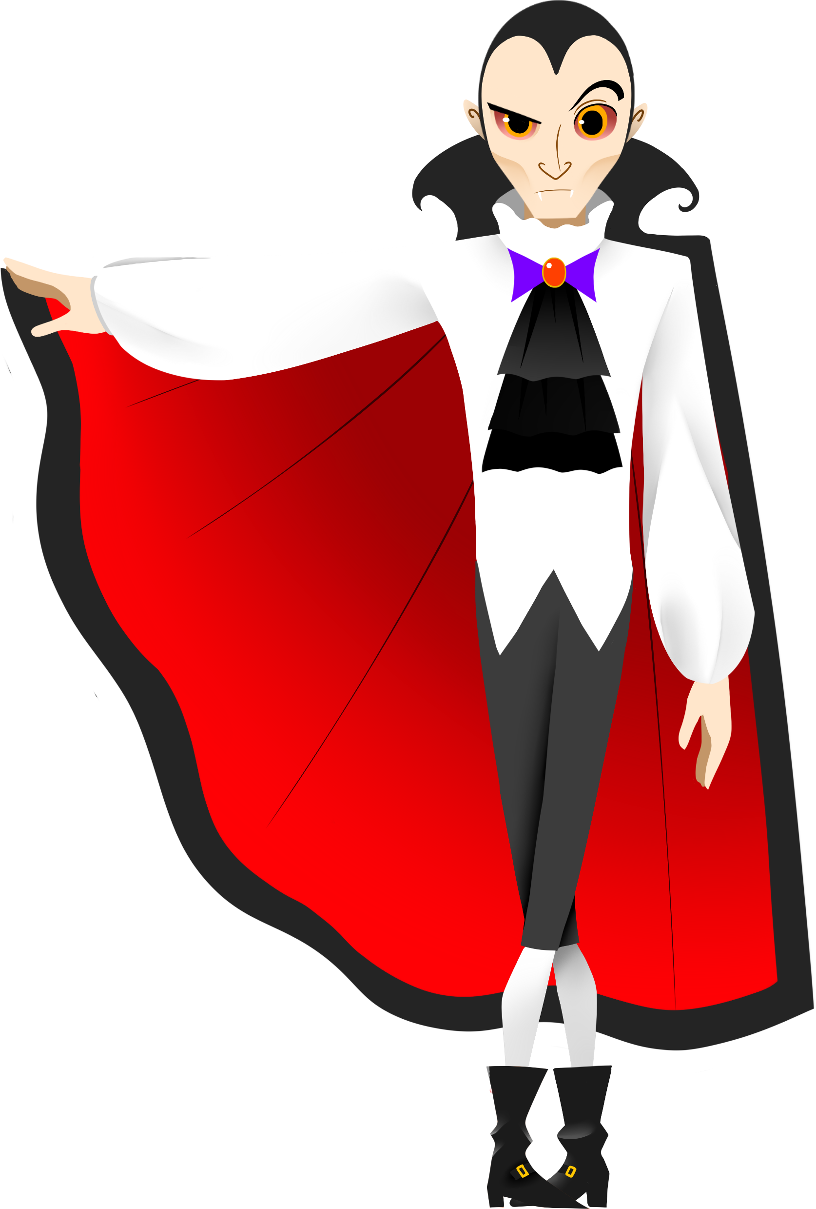 clip art free download Count animated . Dracula clipart.