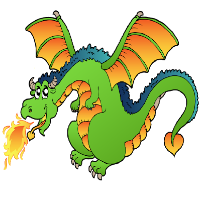 image library download Cartoon images cute clip. Dragon clipart.