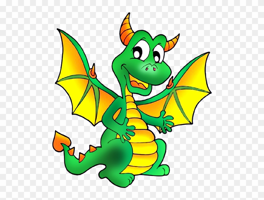 royalty free download Dragon clipart. Cute dragons cartoon clip.
