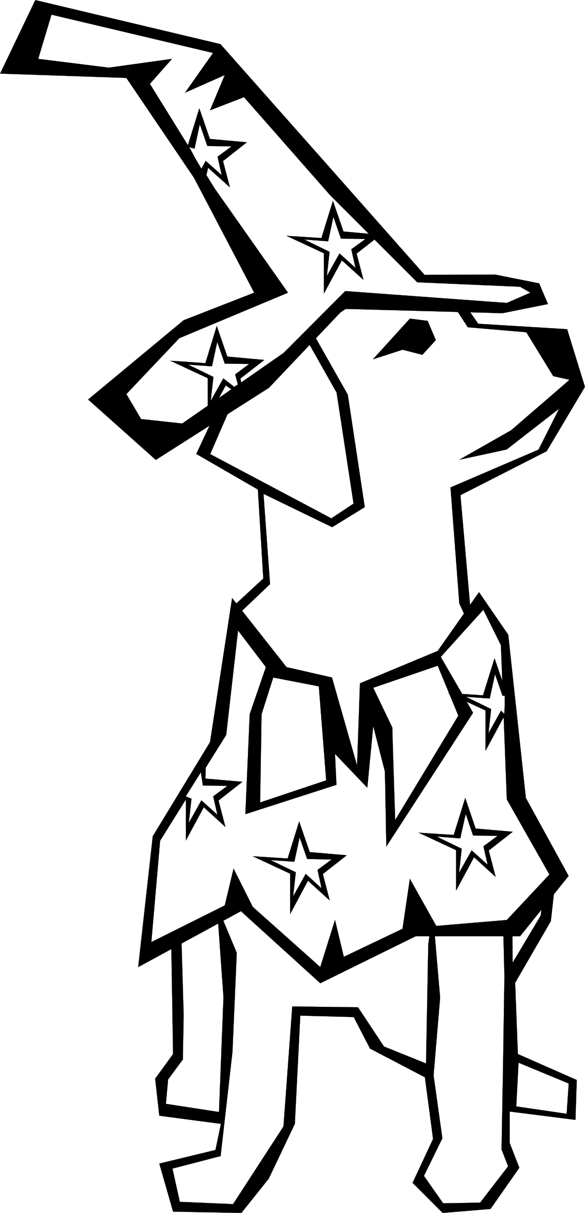 image black and white Drawing Clipart dog