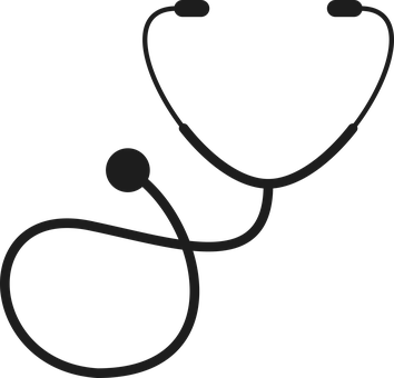 clipart Stethoscope Drawing at GetDrawings