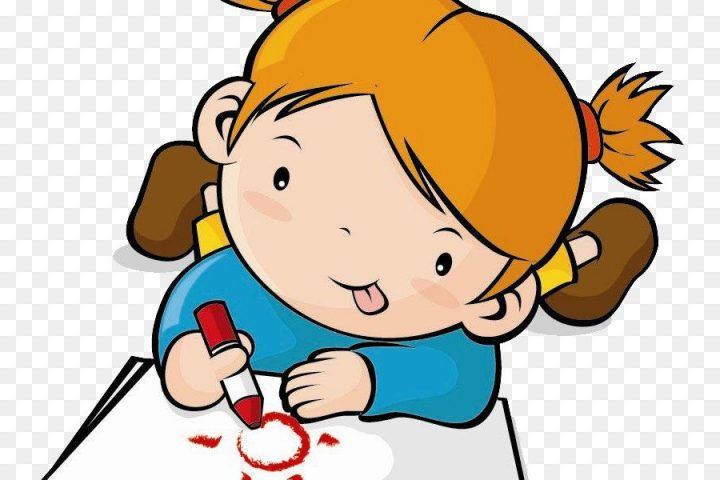 graphic free Child at paintingvalley com. Boy drawing clipart