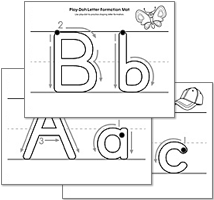 png stock Tracing different shape sizes. Drawing rectangle printable