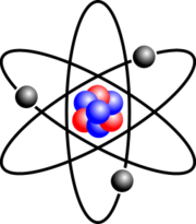clip art freeuse download oxygen drawing atom model #100753461