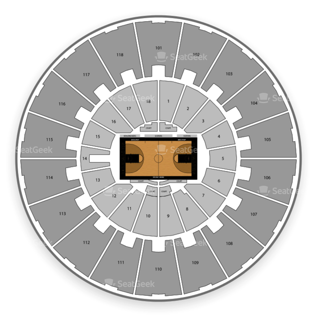 png freeuse library Mackey Arena Seating Chart