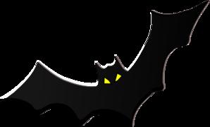 png download Bat W Eyes Clip Art at Clker