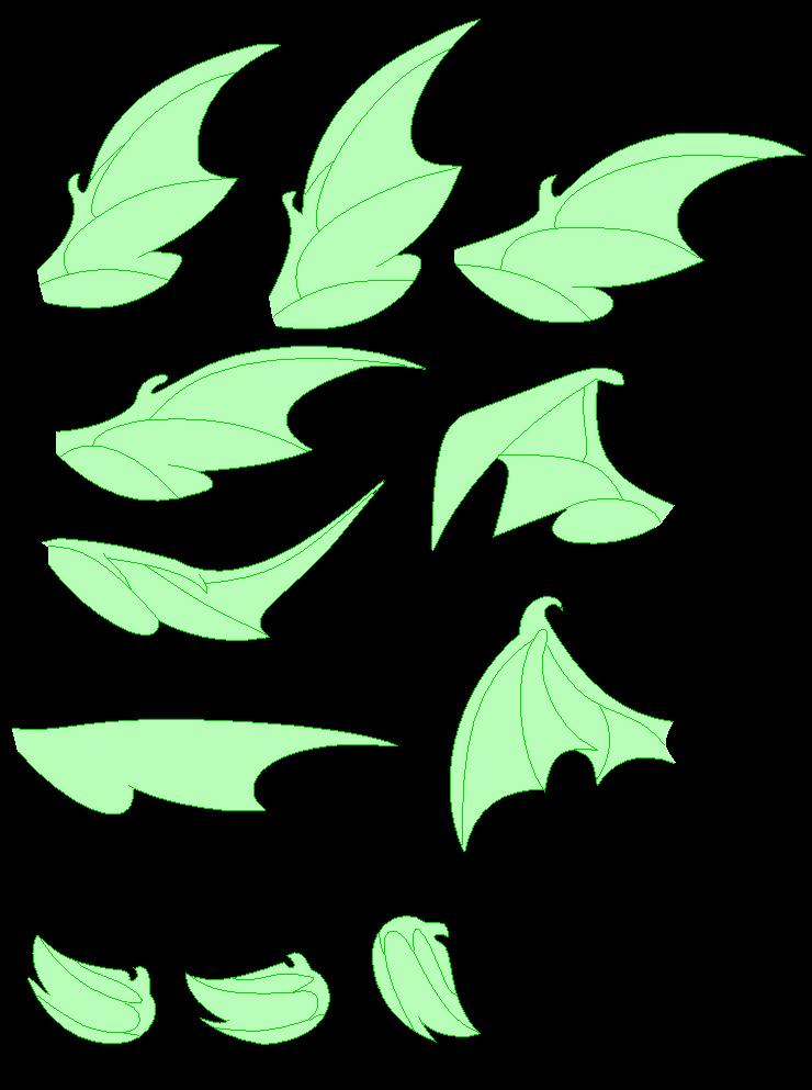 clip art free download Bat Wings