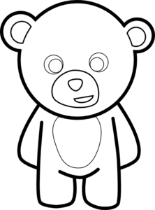picture free Bear Drawing Step By Step at GetDrawings