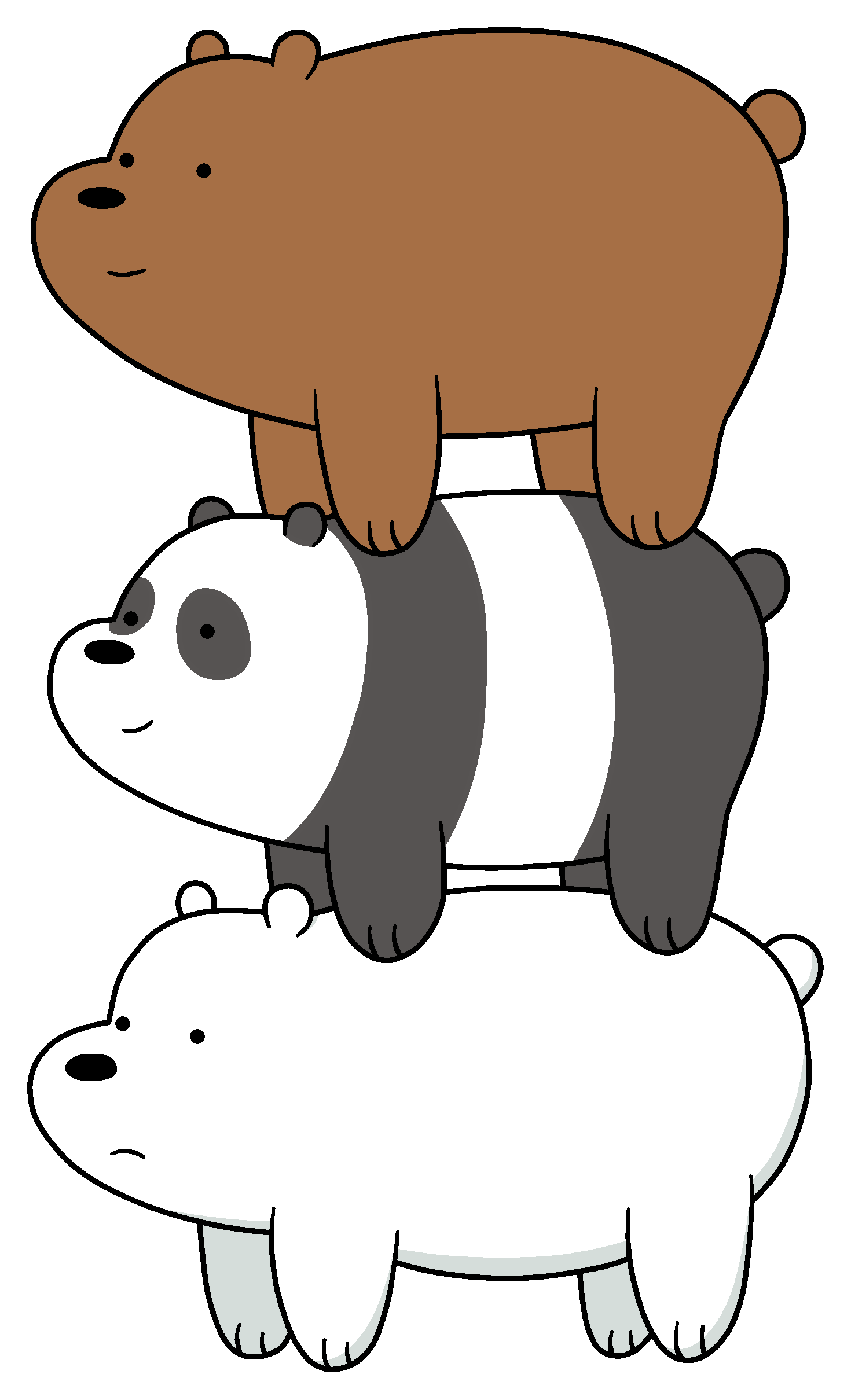 banner freeuse stock Bear Stack