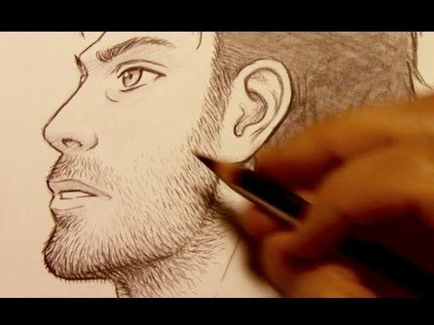 picture freeuse How to Draw Facial Hair