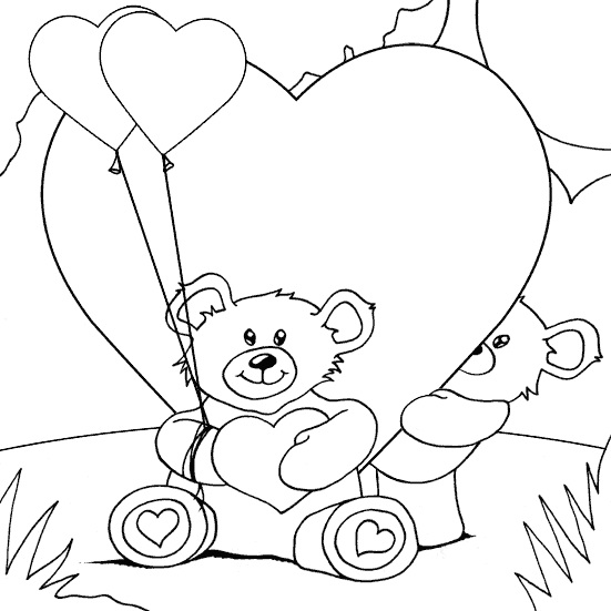 jpg royalty free Love Teddy Bear Drawing at GetDrawings