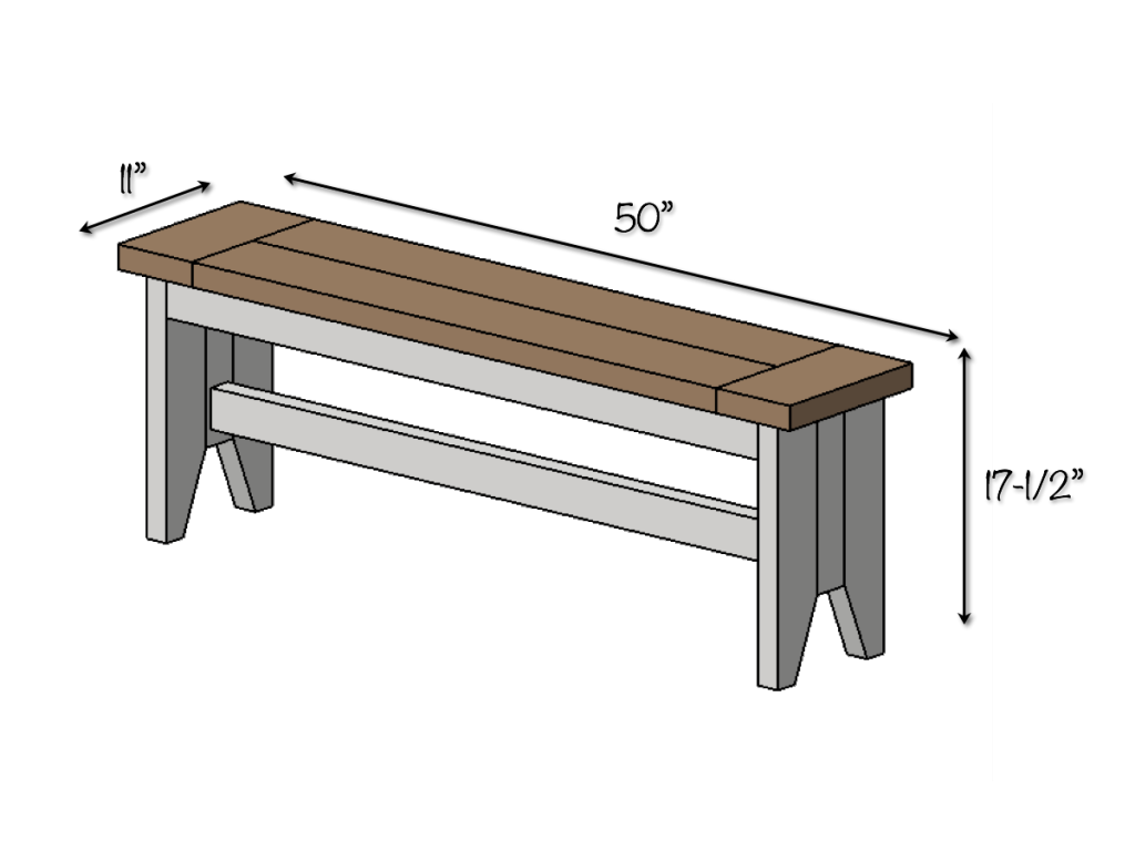 clipart library library drawing bench easy #111559580