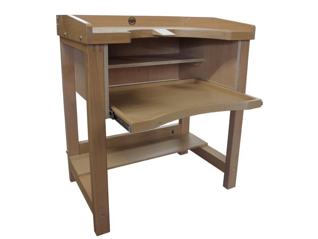 jpg royalty free download drawing bench jeweller #111560432