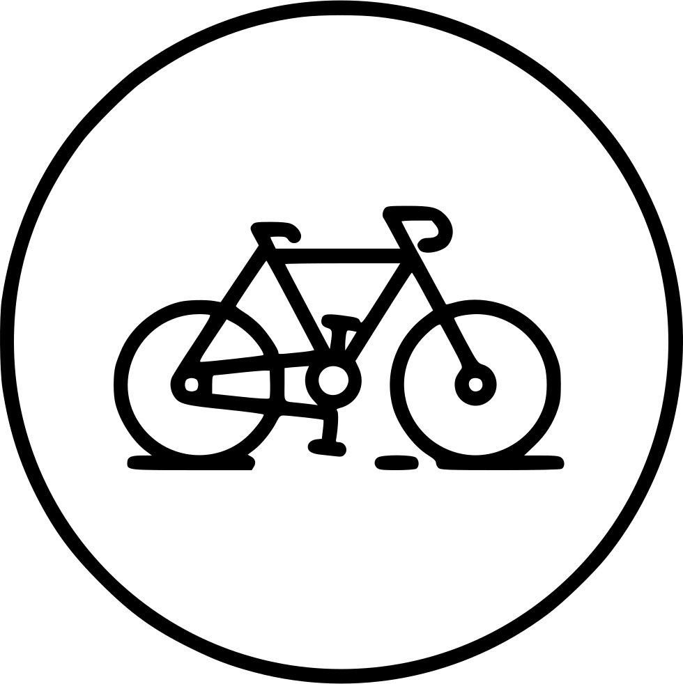 vector royalty free stock Collection of free Bicycle drawing bike rider
