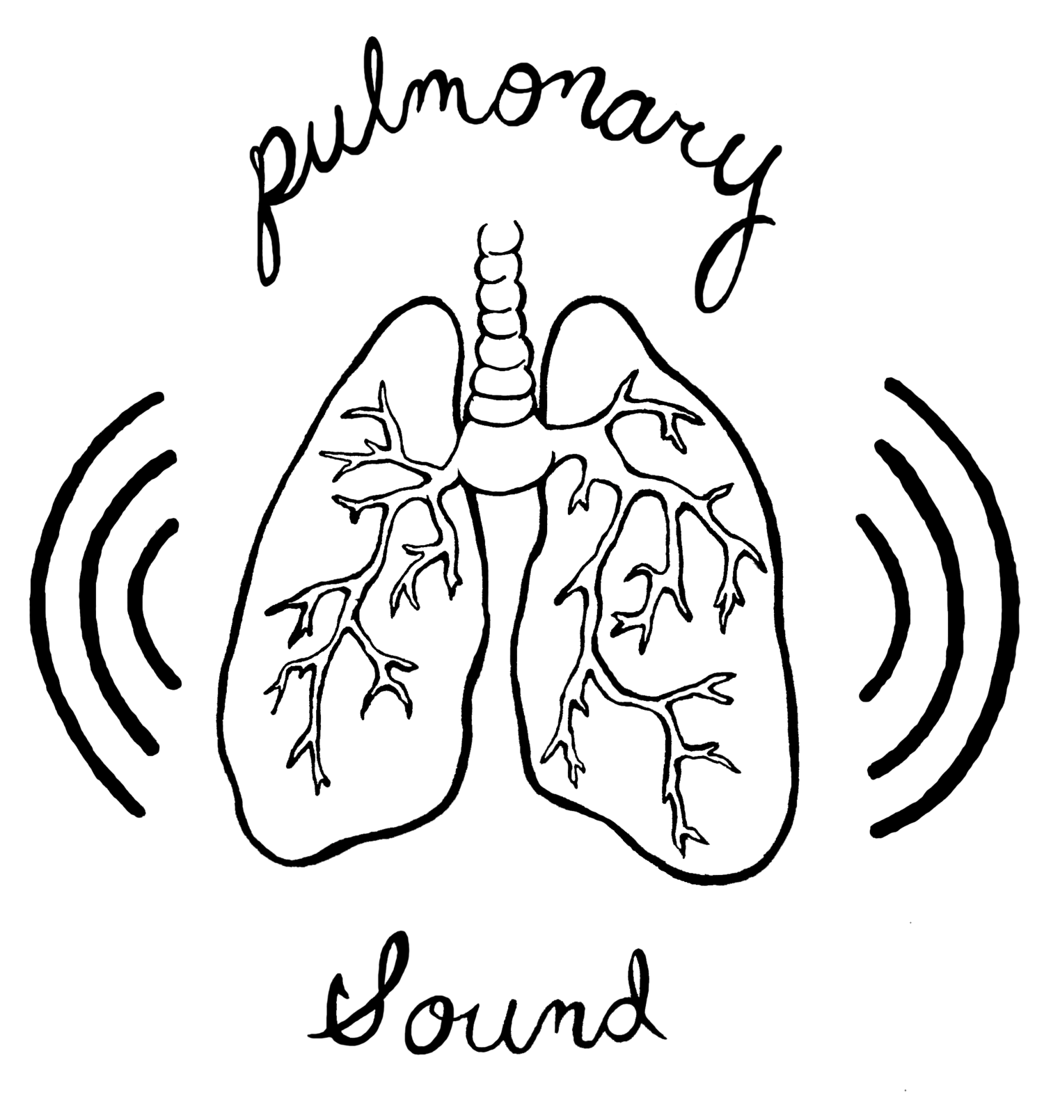 jpg stock Sound drawing. Blank slate elyria events