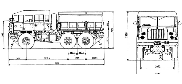 png royalty free stock Drawing blueprints. Fiat tm heavy truck.