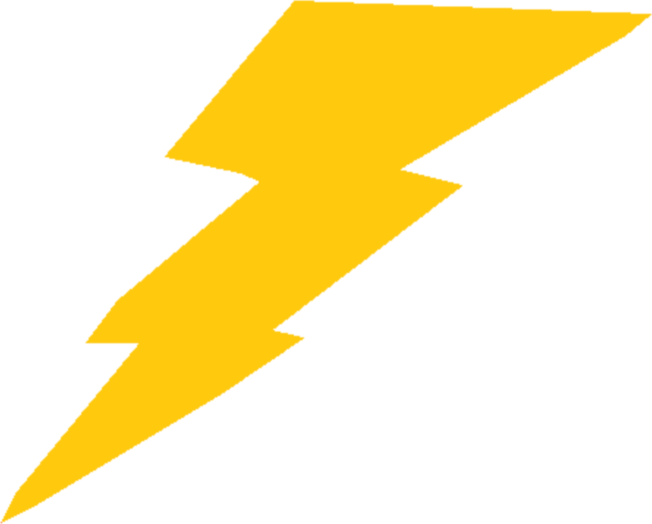 picture royalty free library Lightning strike electricity computer. Bolt vector electric
