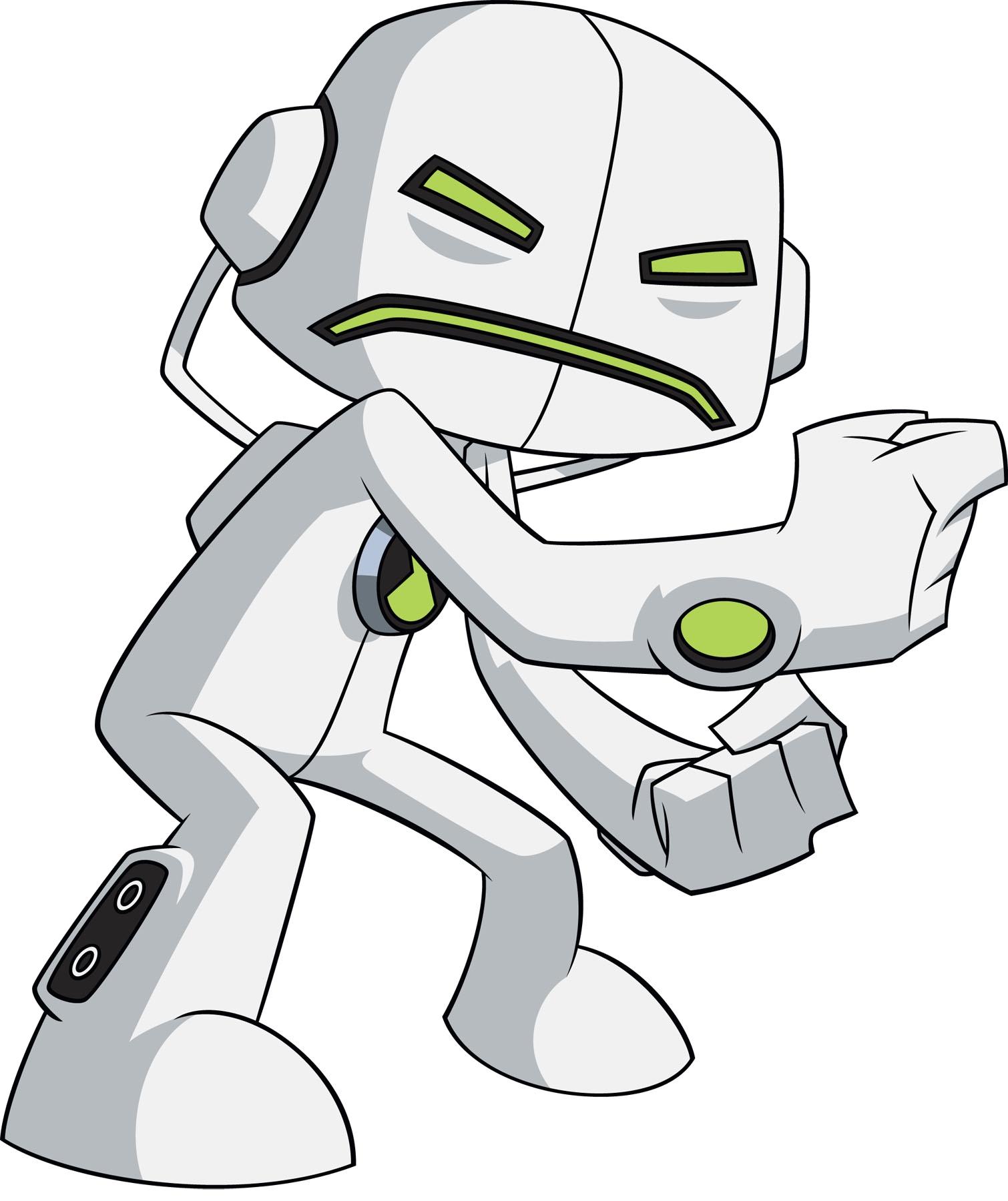 svg free download drawing robots alien #95488586