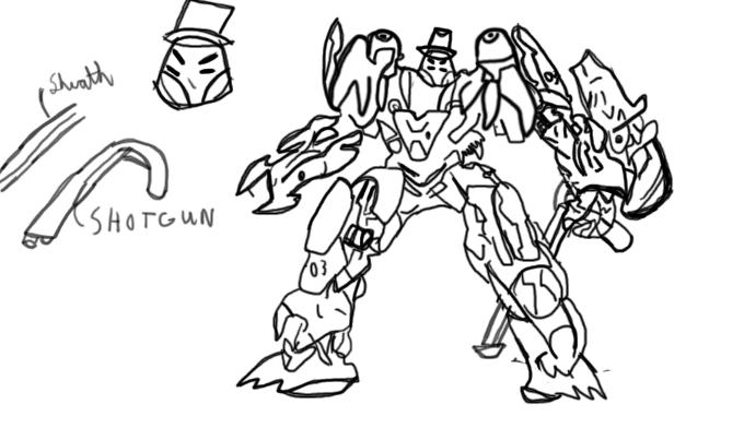 banner download Robot Concept Art by EeveeBeaver on DeviantArt