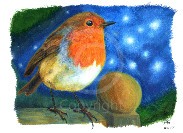 banner freeuse download Drawing breast pencil. Robin red on a.