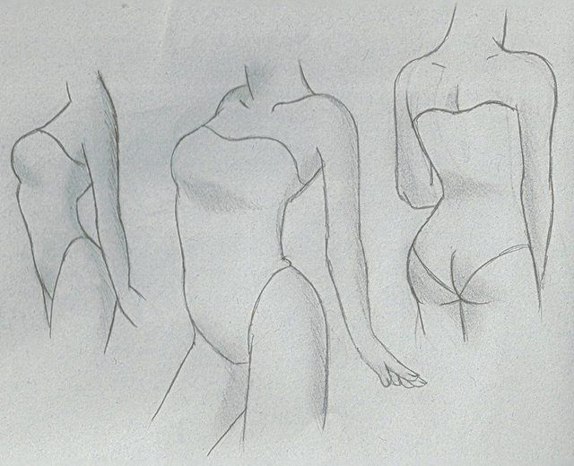 jpg transparent Pin on sketches and. Drawing breast pencil.