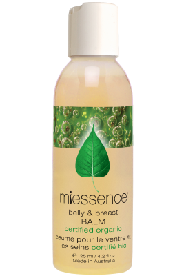 clip library stock Belly and balm miessence. Drawing breast seins.
