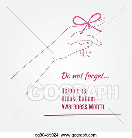 png royalty free library Drawing breast vector. Art cancer awareness background.