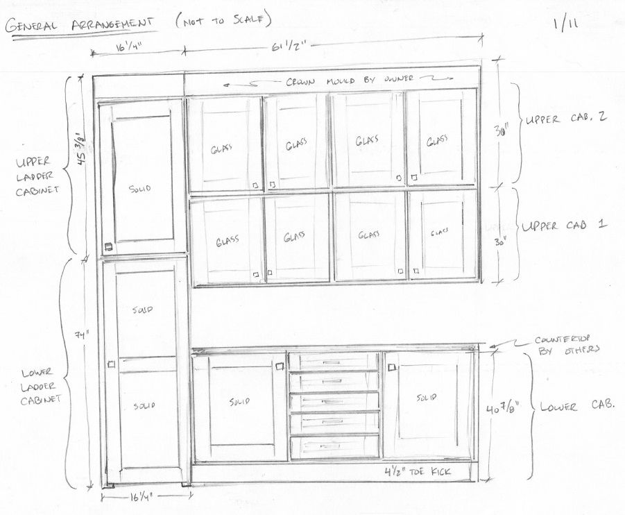 vector black and white stock Drawing cabinets. Good cabinet drawings don