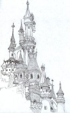svg transparent download drawing castles cool #134215200