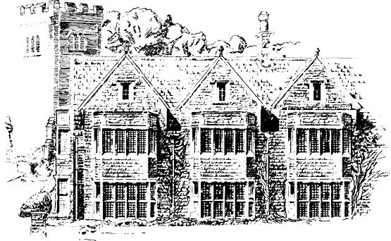 clip art download Luxury Country House Hotel