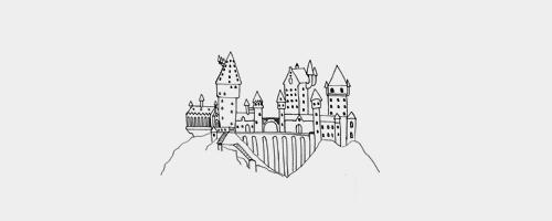 vector stock Harry Potter minimalist screens