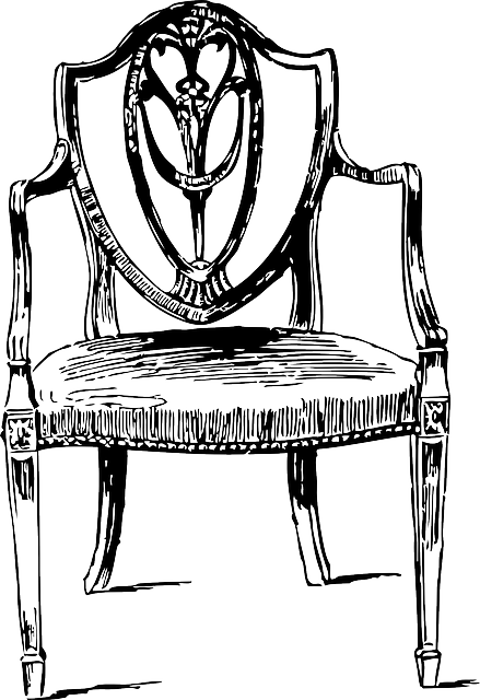 picture royalty free stock drawing chair wood #93789019