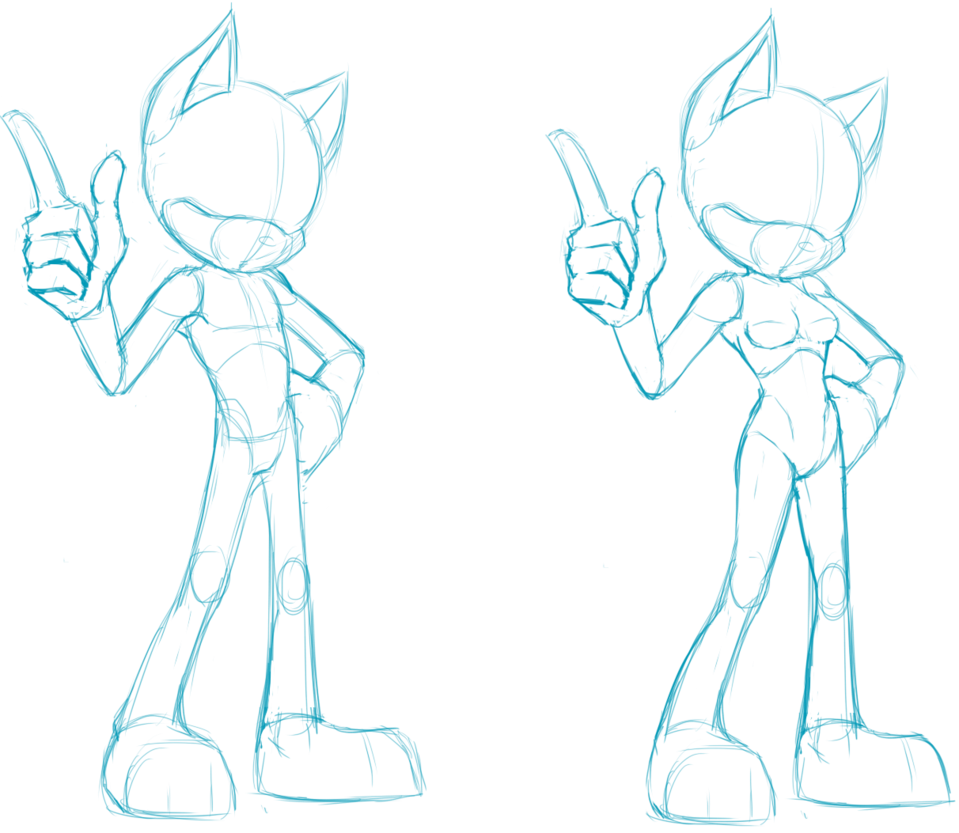 picture free library Sonic Style