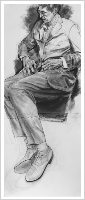 image black and white download Drawing charcoal. Nice shoes by artist